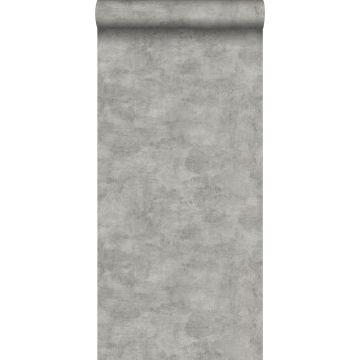 papier peint effet béton gris chaud de ESTA home