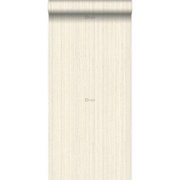papier peint texture blanc cassé de Origin