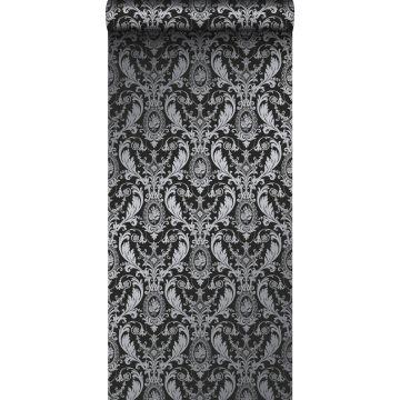 papier peint ornement noir de Origin