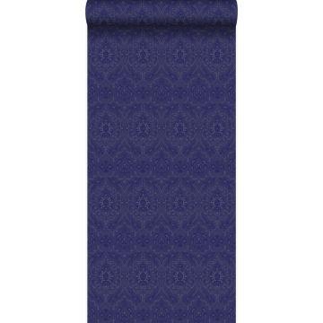papier peint ornement violet de Origin