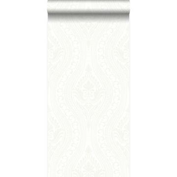 papier peint ornement blanc cassé de Origin