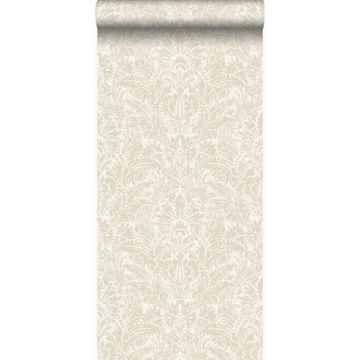 papier peint ornement beige de Origin
