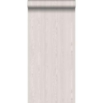 papier peint imitation bois argent chaud de Origin