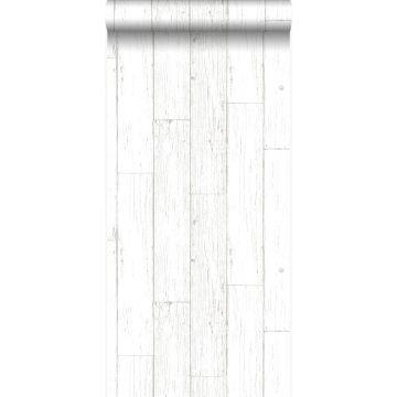 papier peint imitation bois blanc d'ivoire de Origin